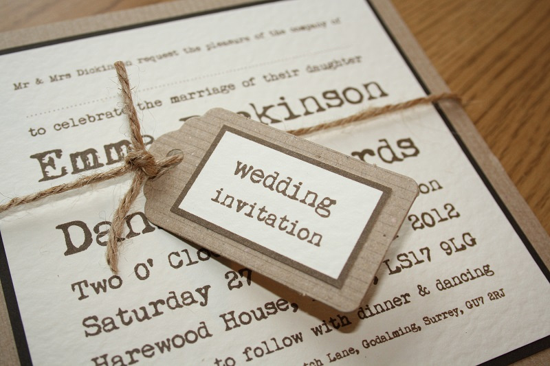 What Needs To Be Included In A Wedding Invitation: Wedding Invitation Etiquette
